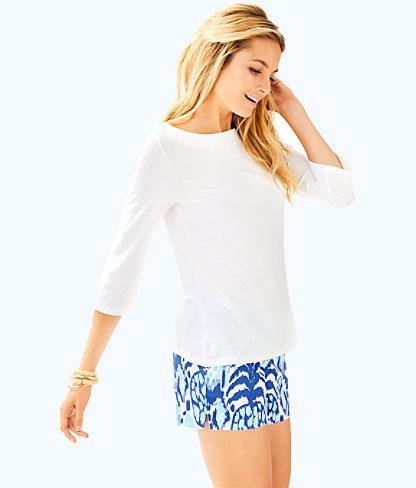 Waverly Top, Resort White, large
