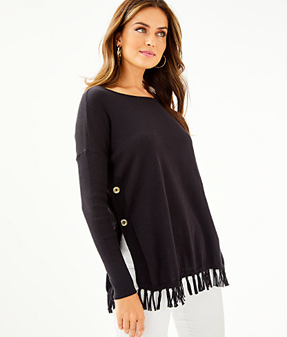 Ramona Sweater, Onyx, large