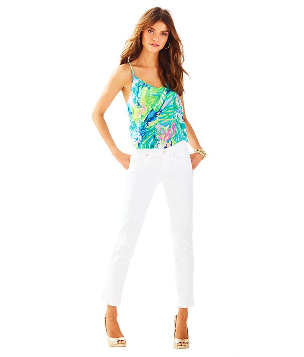 """26.5"""" South Ocean Crop Jean, , large"""