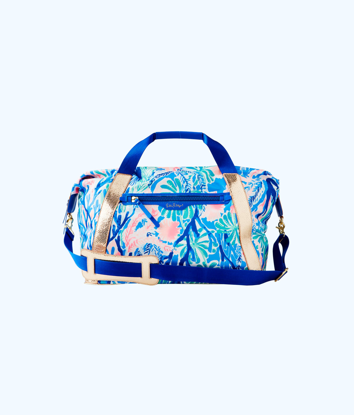 9320b1ab6f Lilly Pulitzer Lilly Pulitzer Sunseekers Travel Tote Bag