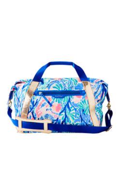Sunseekers Travel Tote Bag, Multi Jet Stream, large