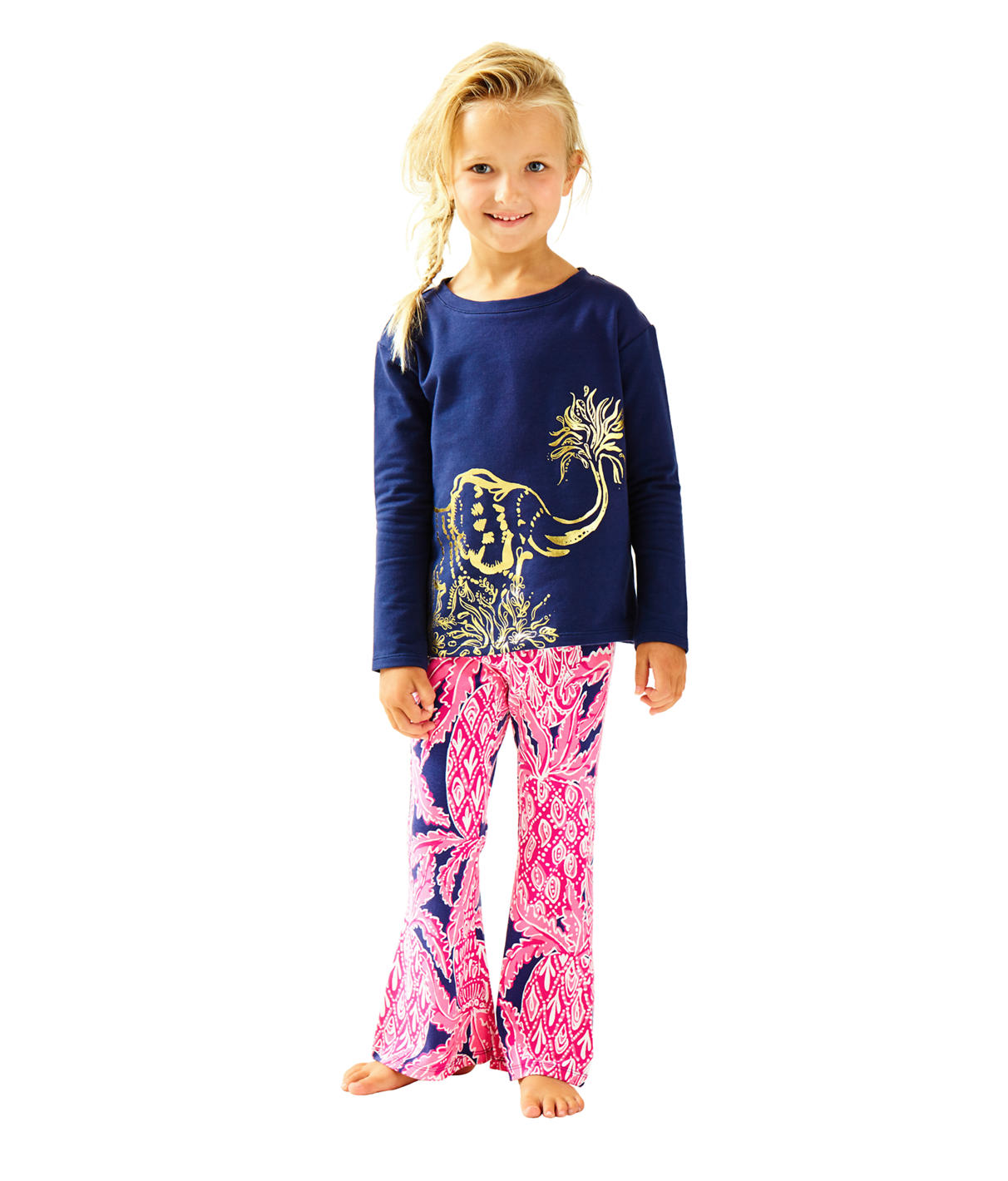 Lilly Pulitzer Girls Tola Flare Pant