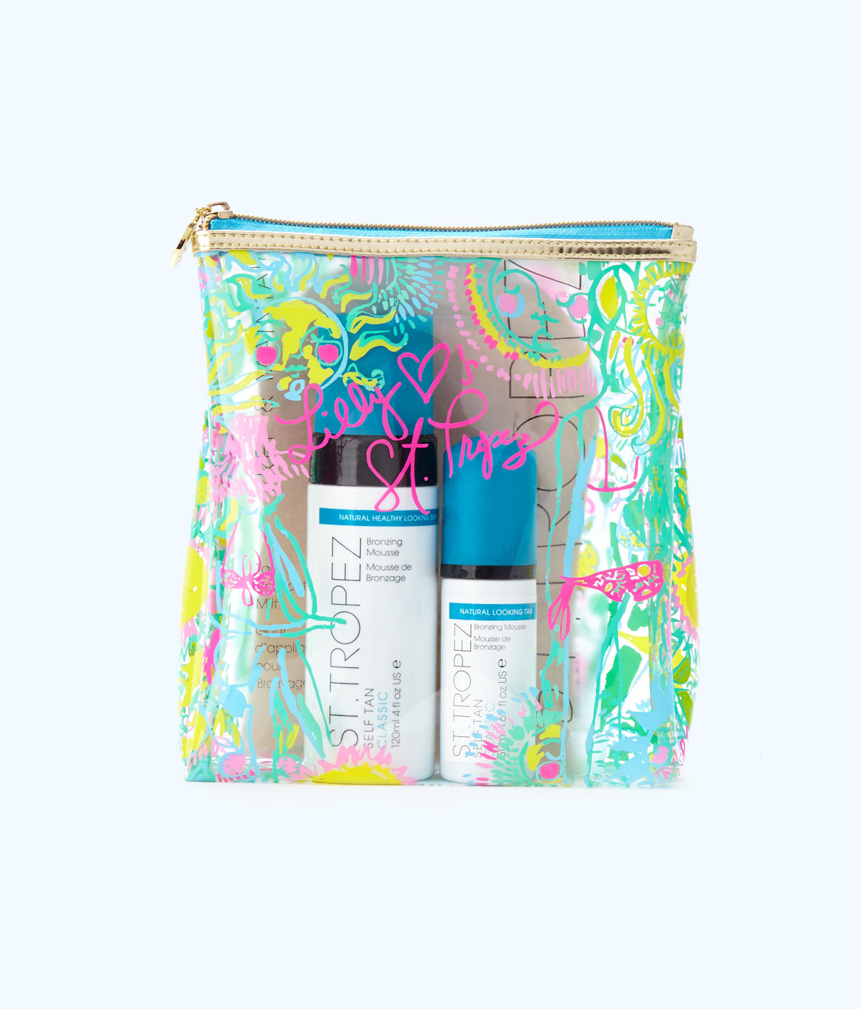 Lilly Pulitzer Lilly Pulitzer St. Tropez Lilly Pulitzer - The Ultimate Escape Kit
