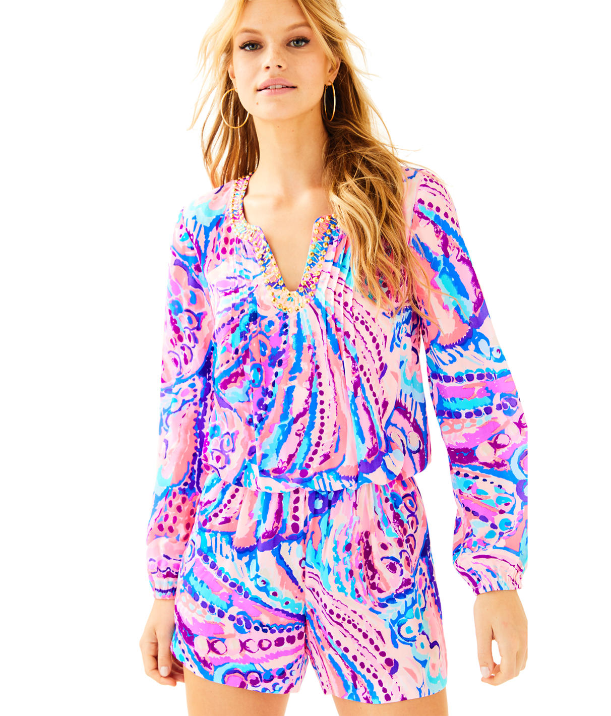 Lilly Pulitzer Colby Romper