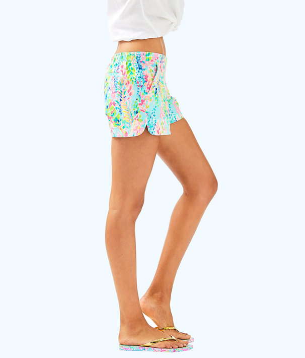 """5"""" Ocean View Short, Multi Catch The Wave, large"""