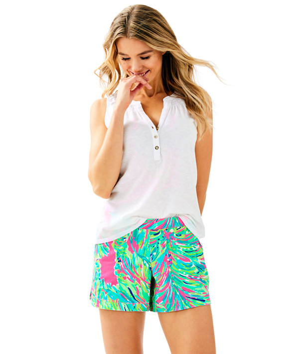 "5"" Ocean View Short, Raz Berry Shady Lady, large"