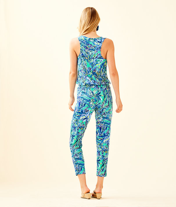 Paulina Jumpsuit, Bennet Blue Sneak A Beak, large