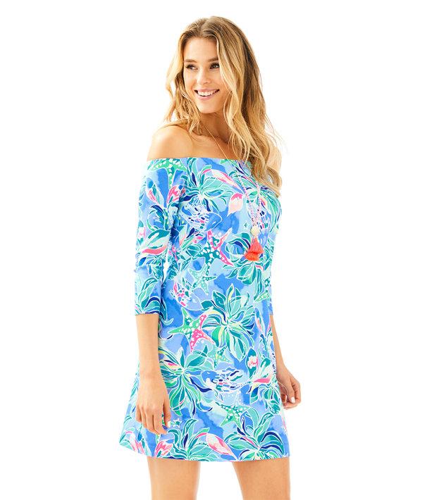 c6b4930b3327 Laurana Off The Shoulder Dress