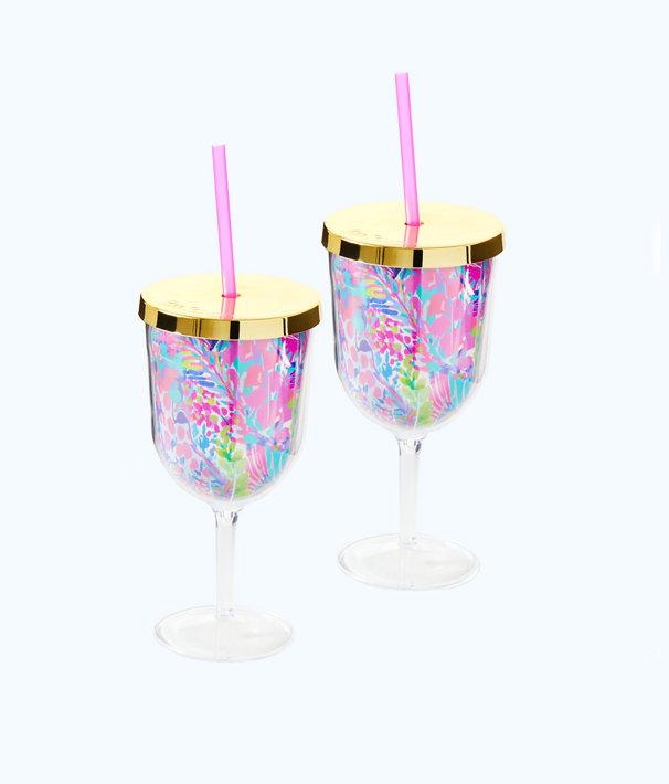Set Of Cups, Multi Gumbo Limbo Gwp Tumblr, large