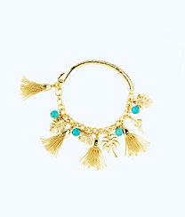 Jungle Bracelet, Gold Metallic, large
