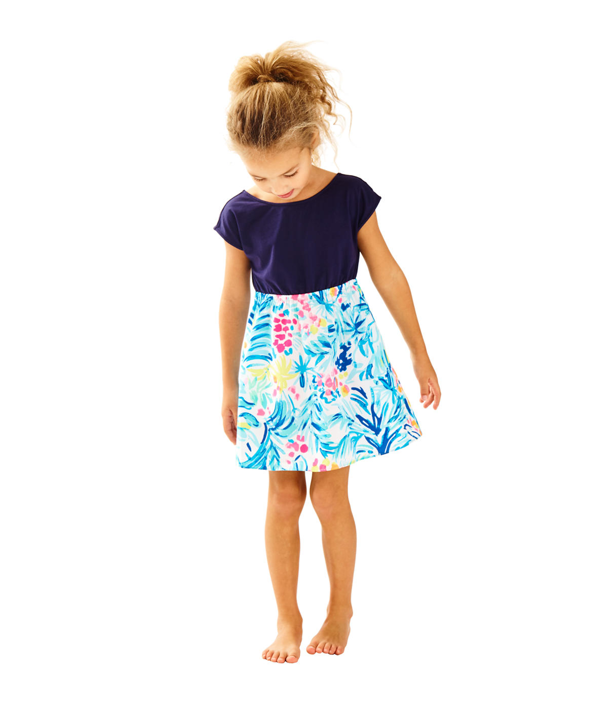 Lilly Pulitzer Girls Caila Dress