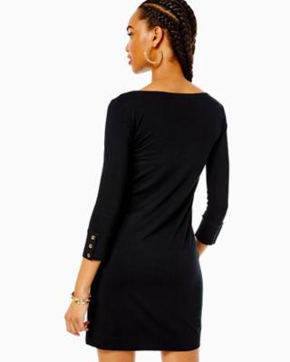 UPF 50+ Sophie Dress, Onyx, large 1