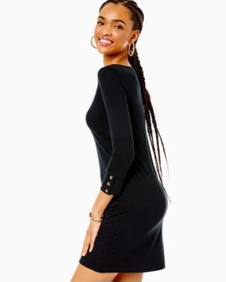 UPF 50+ Sophie Dress, Onyx, large 2