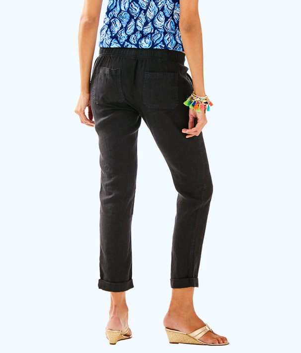 "31"" Aden Pant, Onyx, large"