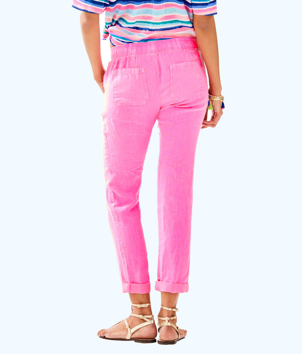 "31"" Aden Pant, Pink Sunset, large"
