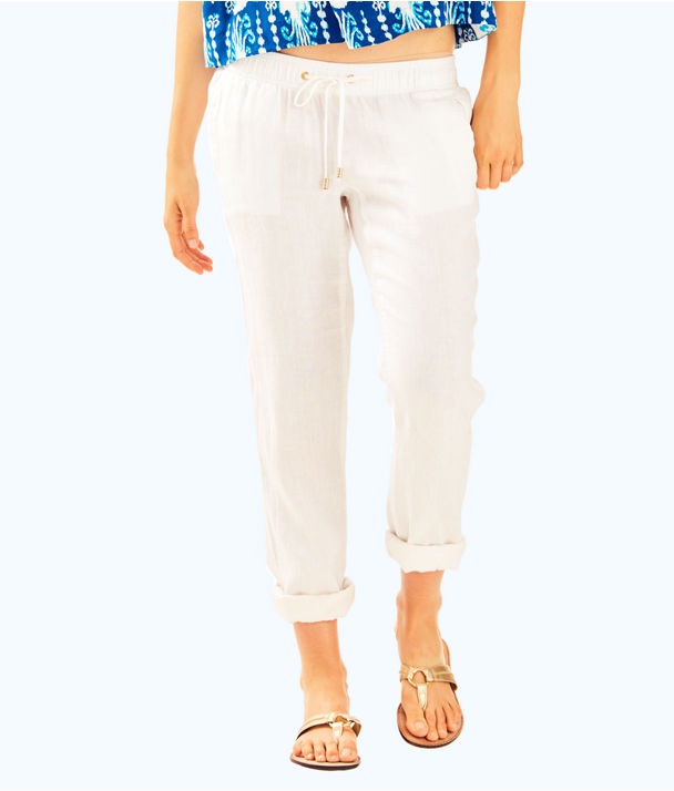 "31"" Aden Pant, Resort White, large"