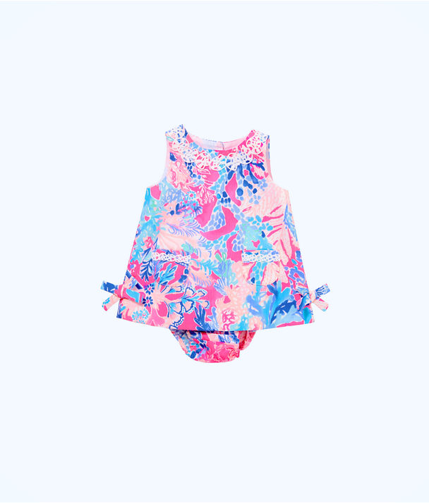 Baby Lilly Shift, Light Pascha Pink Aquadesiac, large