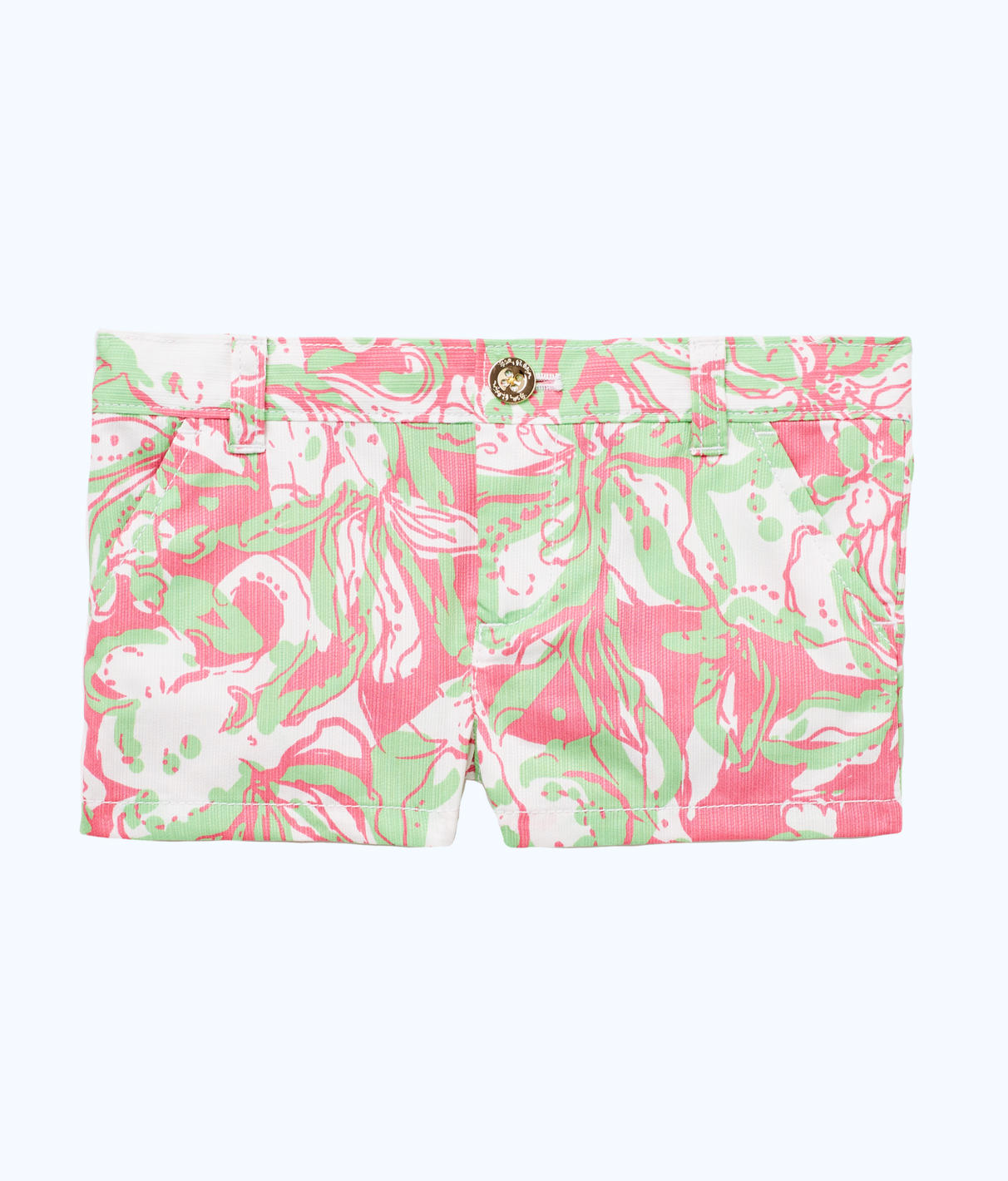 Lilly Pulitzer Girls Mini Callahan Short