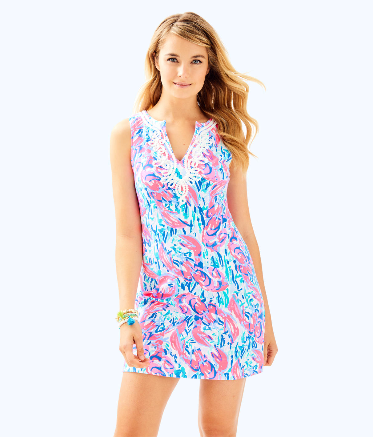 Lilly Pulitzer Lilly Pulitzer Womens Harper Shift Dress