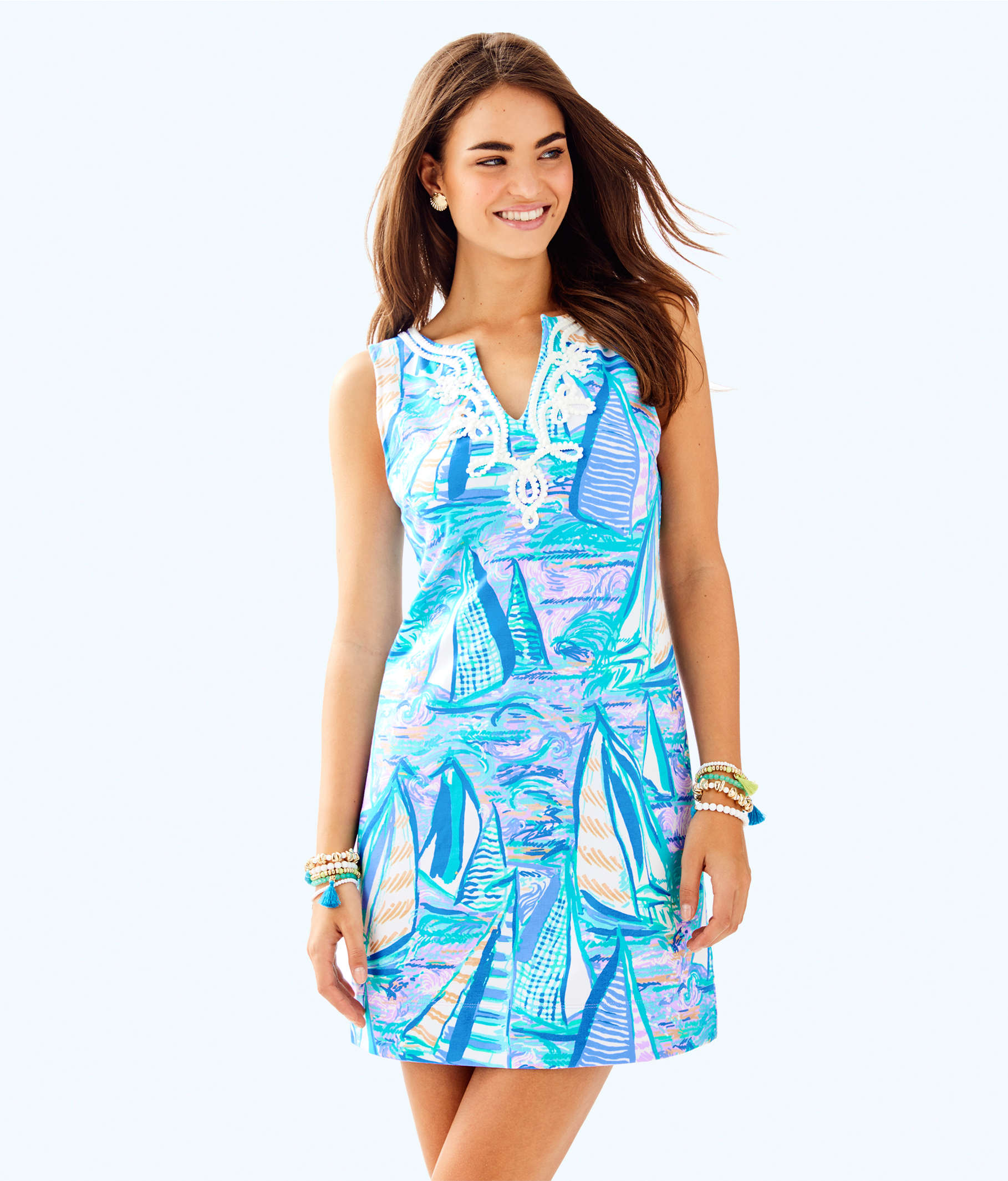 Harper Shift Dress | 25993 | Lilly Pulitzer