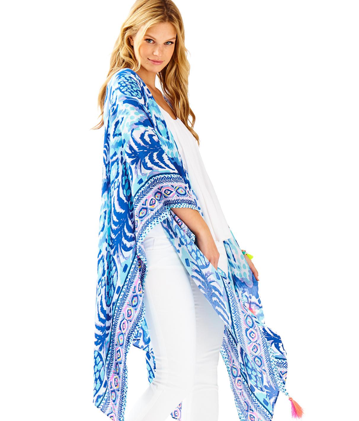 Lilly Pulitzer Laila Kimono