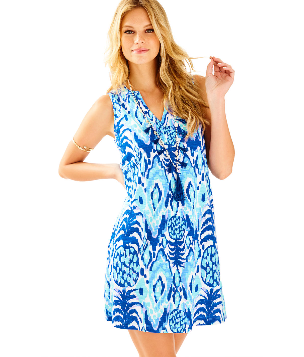 Lilly Pulitzer Sleeveless Dev Dress