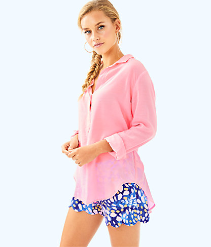Lilly Pulitzer Lilly Pulitzer Womens Gianna Popover
