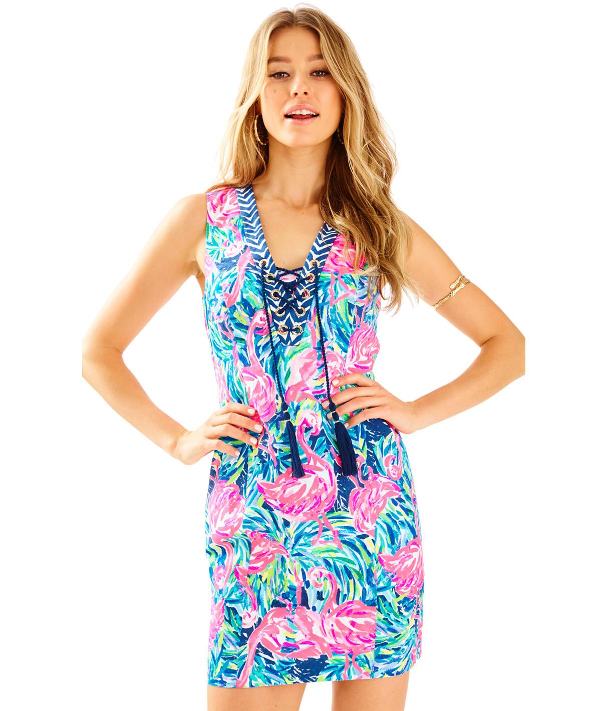 Lilly Pulitzer Cabrey Shift Dress