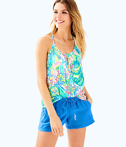 Lacy Tank, Multi Surf Gypsea, large