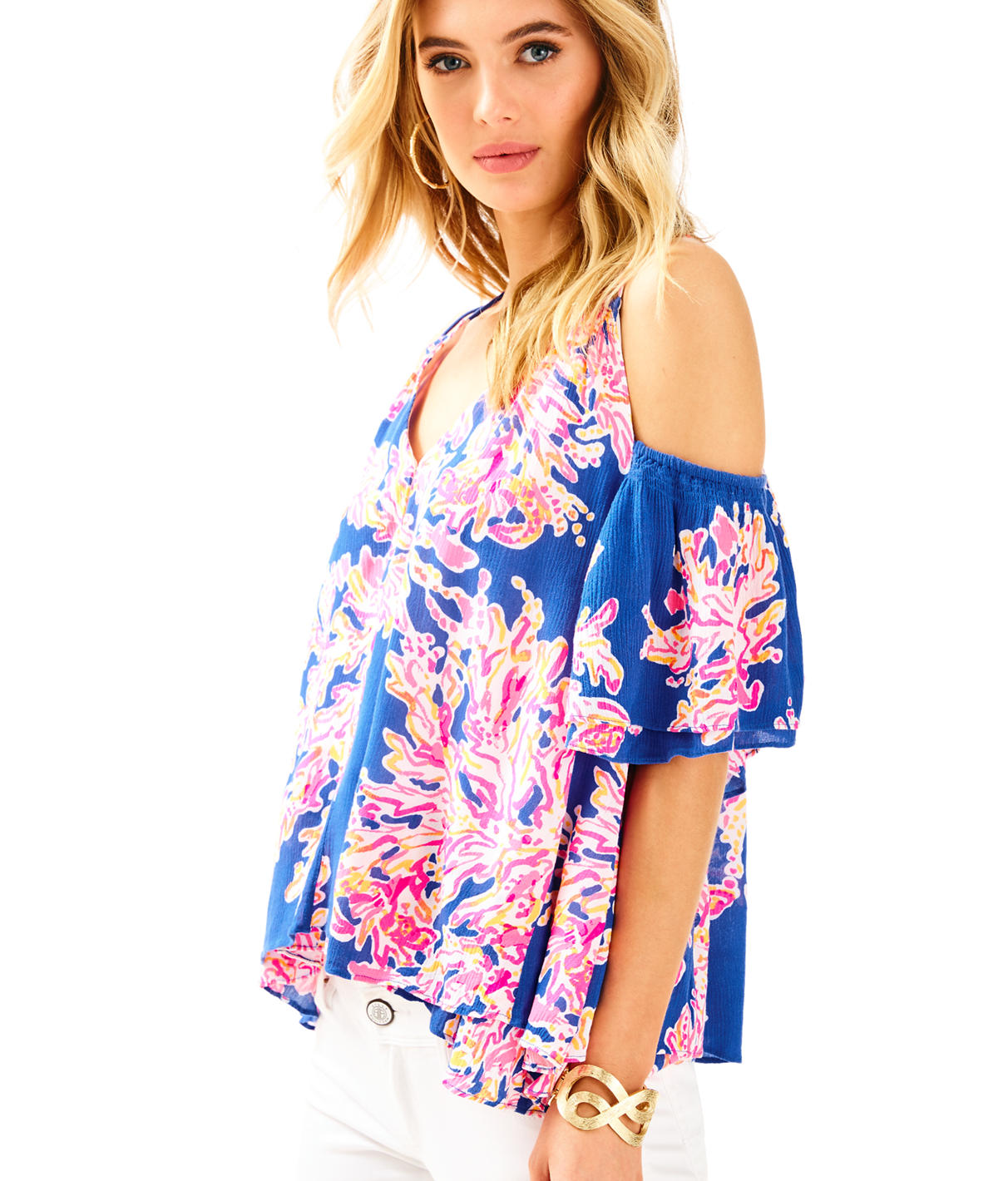 Lilly Pulitzer Bellamie Top
