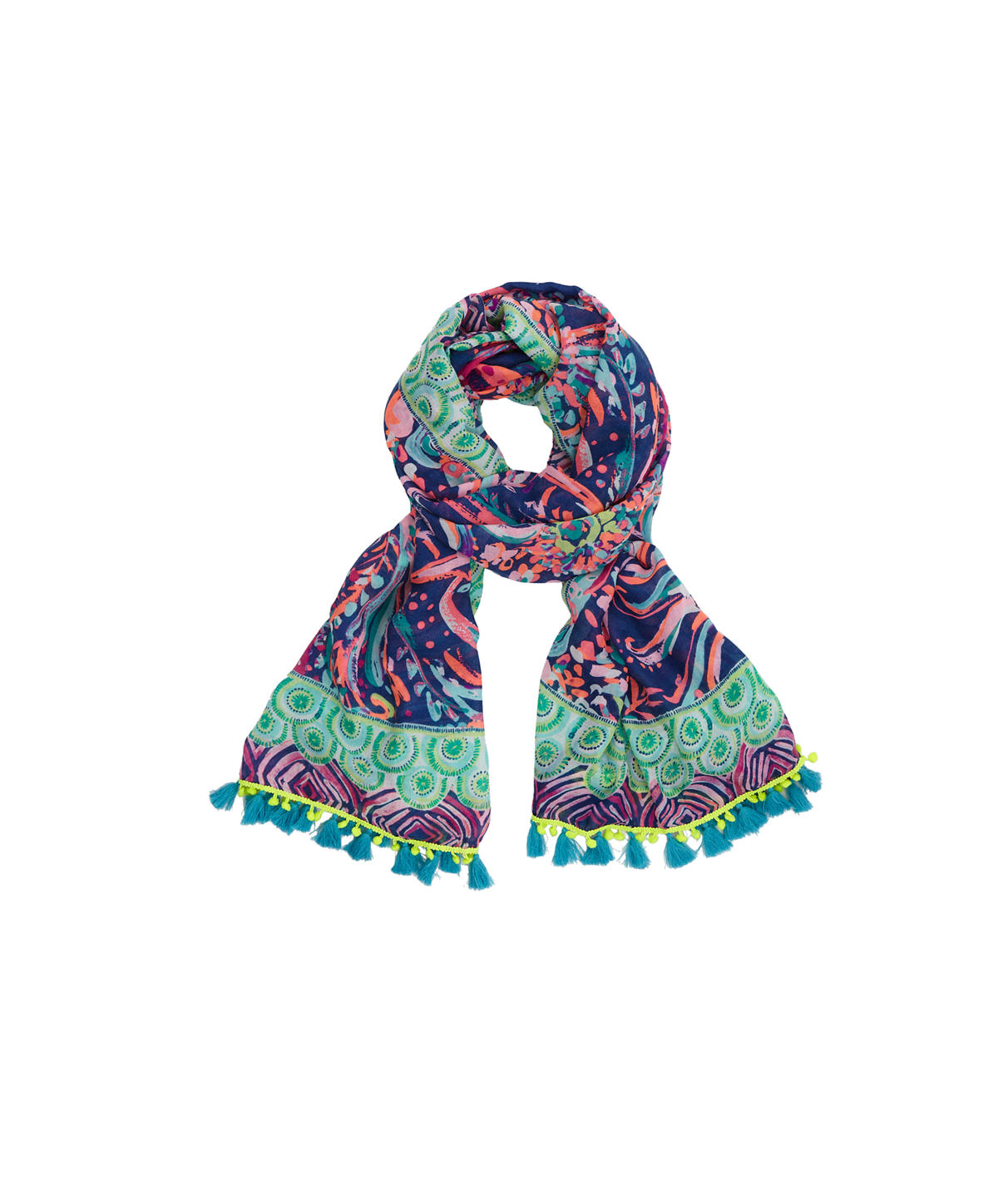 Lilly Pulitzer Lilly Pulitzer Womens Palm Breeze Wrap