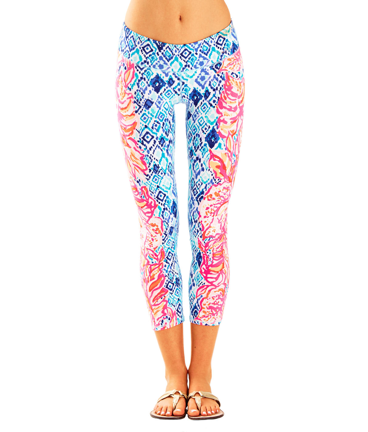 Lilly Pulitzer UPF 50+ Luxletic 21