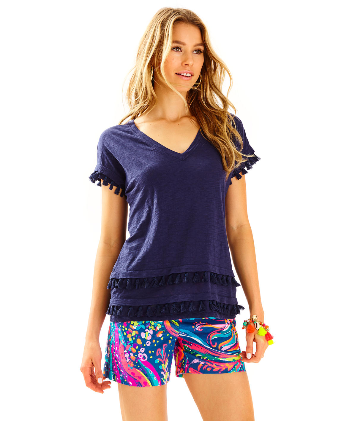 Lilly Pulitzer Daley Tee
