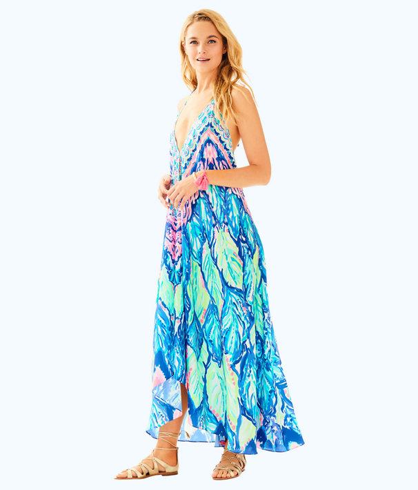 Fayette Beach Maxi Dress, , large