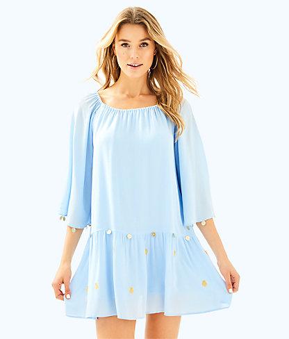 Delaney Tunic Dress, , large