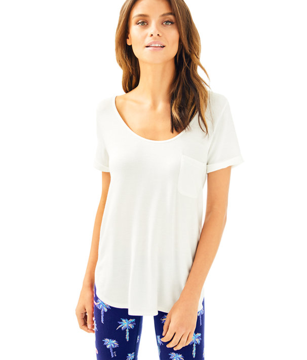 Kerah Lounge Tee Shirt, , large