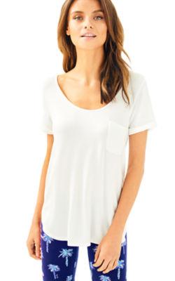 Kerah Lounge Tee Shirt, , large