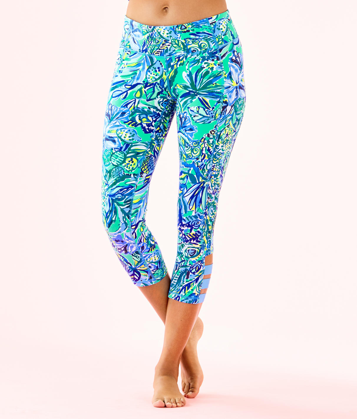 Lilly Pulitzer Lilly Pulitzer Womens UPF 50+ Luxletic 21