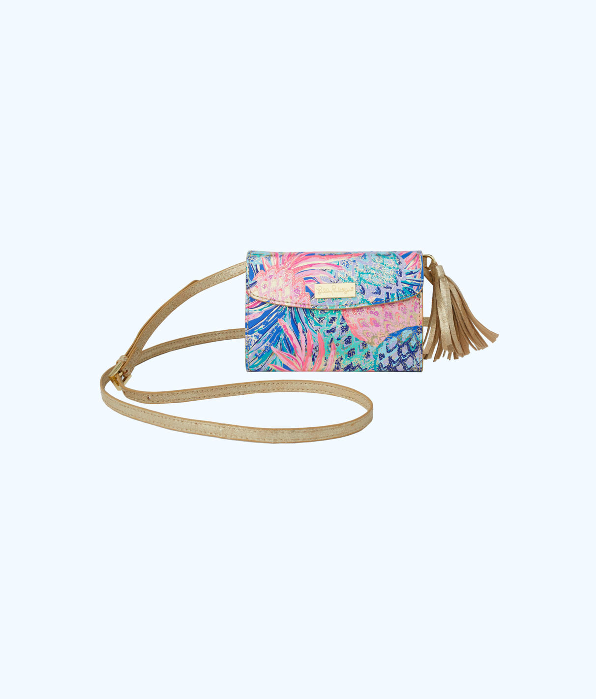 Lilly Pulitzer Lilly Pulitzer Bahama Crossbody Bag