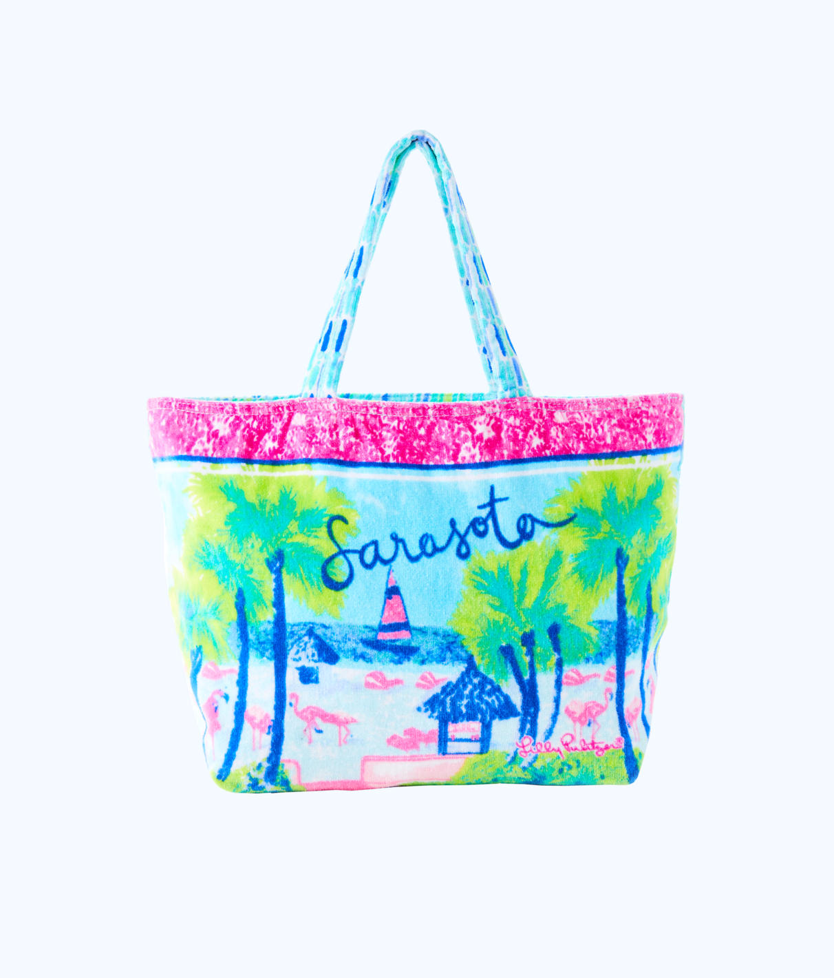 Lilly Pulitzer Lilly Pulitzer Destination Beach Tote