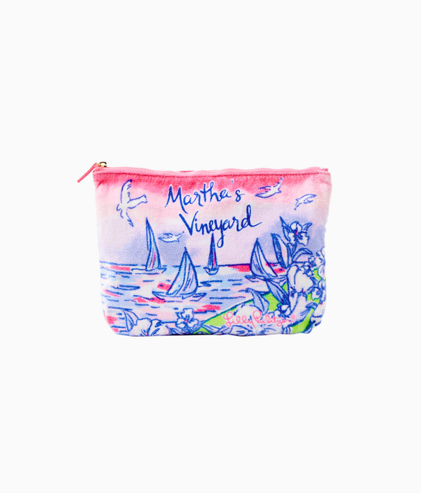 Destination Pouch, Multi Destination Marthas Vineyard Pouch, large