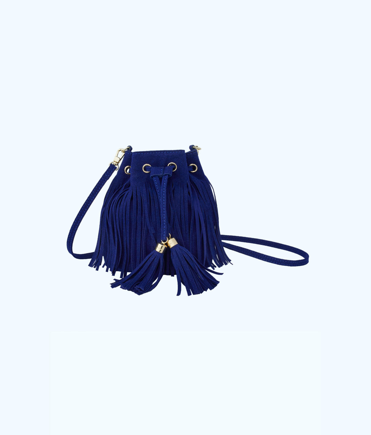 Lilly Pulitzer Sunset Safari Fringe Crossbody Bag
