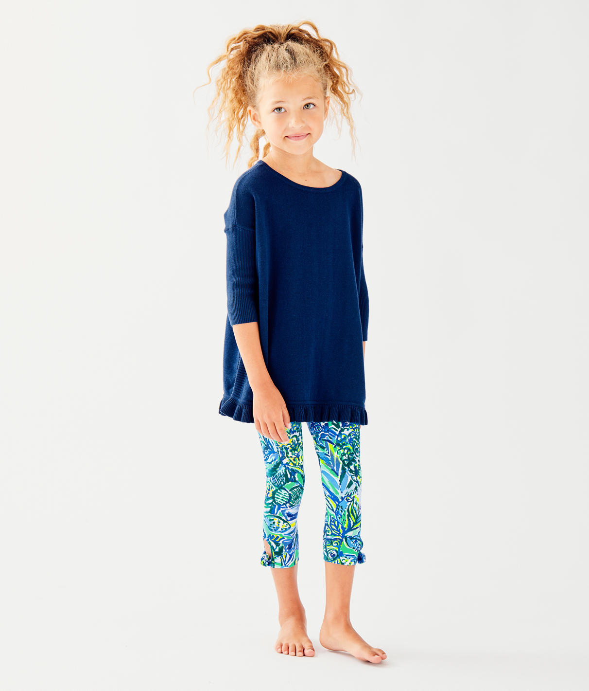 Lilly Pulitzer Lilly Pulitzer Girls Maia Legging