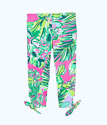 Girls Maia Legging, Multi Early Bloomer, large