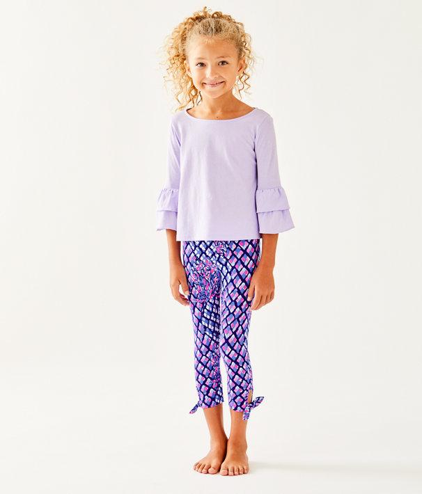 Girls Maia Legging, Royal Purple Pop Up Toe In, large