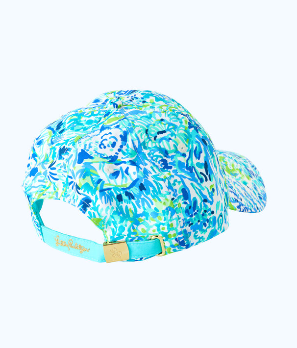 Run Around Hat, Bennet Blue Race To The Wave Accessories Small, large