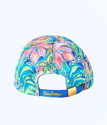 Run Around Hat, Bennet Blue Surf Gypsea Hat, large 1