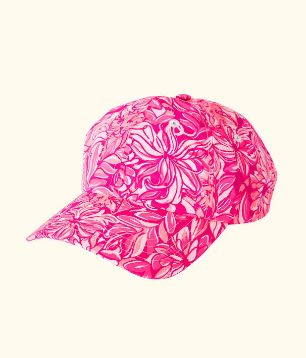 Run Around Hat, Bougainvillea Pink Pawsitive Cattitude Access Sm, large