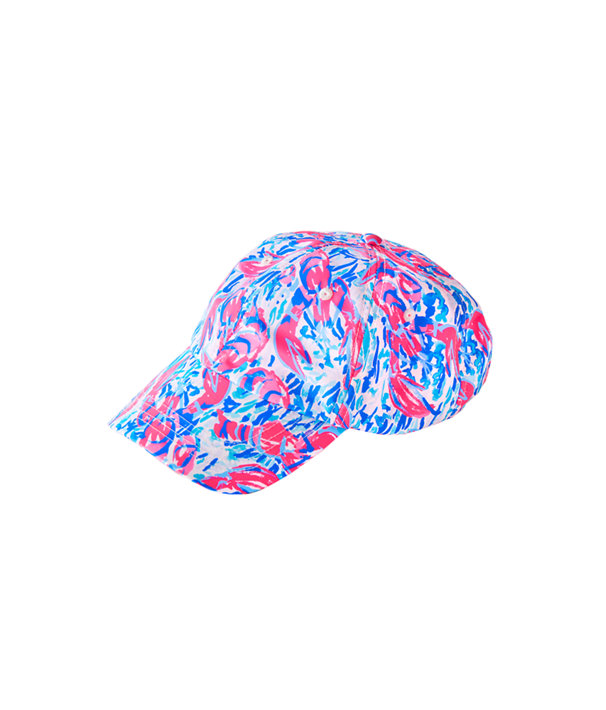 Run Around Hat, Cosmic Coral Cracked Up Hat, large