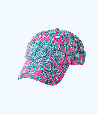 Run Around Hat, Mandevilla Pink Extra Lucky Hat, large
